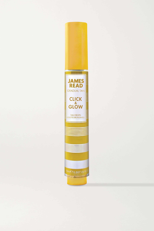 James Read Click & Glow Tan Drops