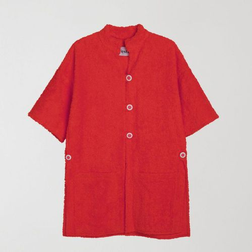 La Veste Towel Red