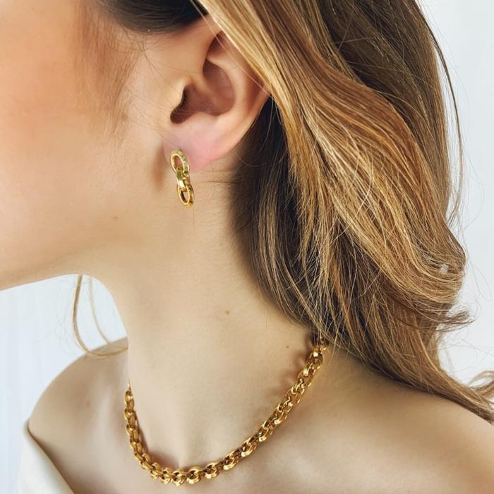 Generation Legacy Chain Earrings