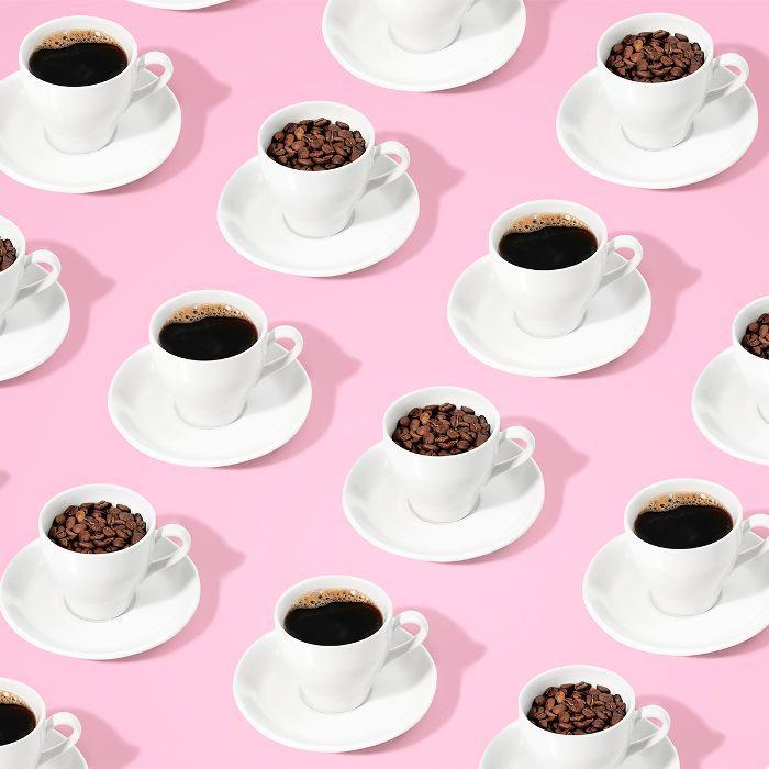 benefits of coffee: coffee cups