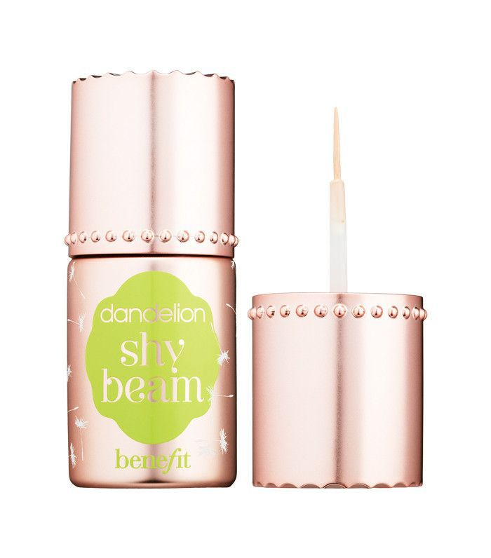Best highlighter makeup: Benefit Dandelion Shy Beam Liquid Highlighter
