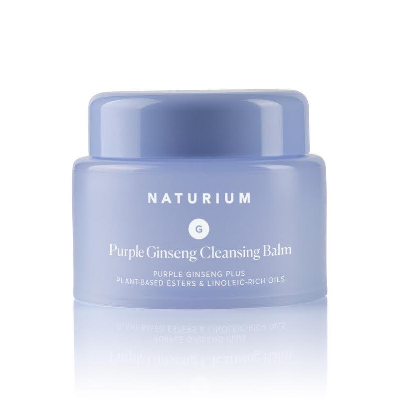 Naturium Purple Ginseng Cleanser