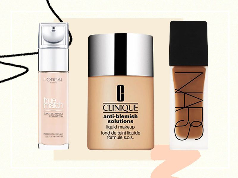 The Best Non Comedogenic Foundations