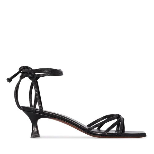 50mm Ankle-Tie Strappy Sandals ($355)