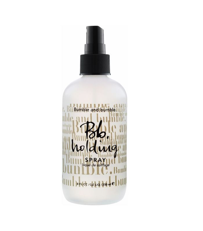 insider beauty edit: Bumble and Bumble Bb. Holding Spray