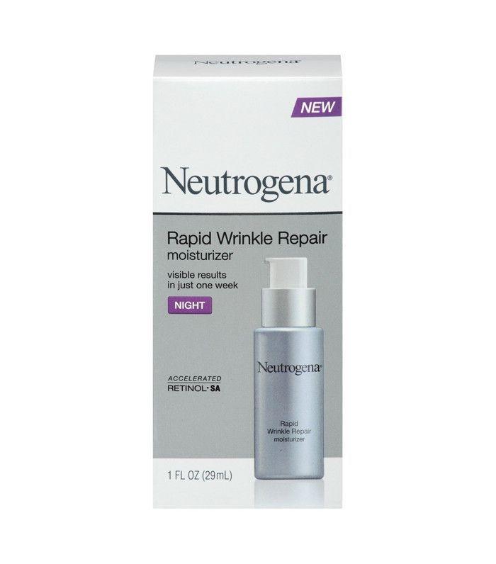 how to get rid of spots: Neutrogena Rapid Wrinkle Repair