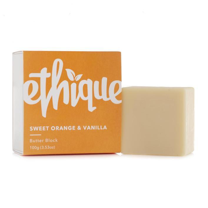 Ethique butter block