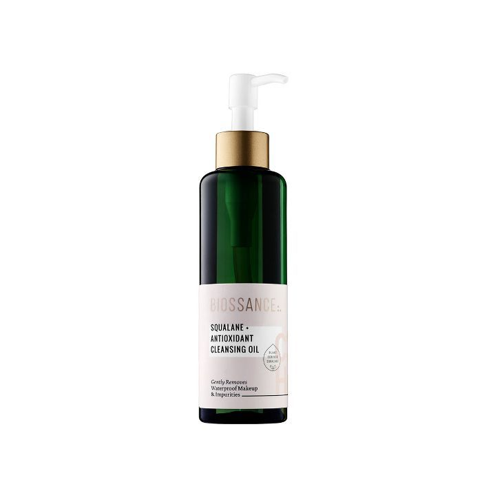 Biossance Squalance + Antioxidant Cleansing Oil