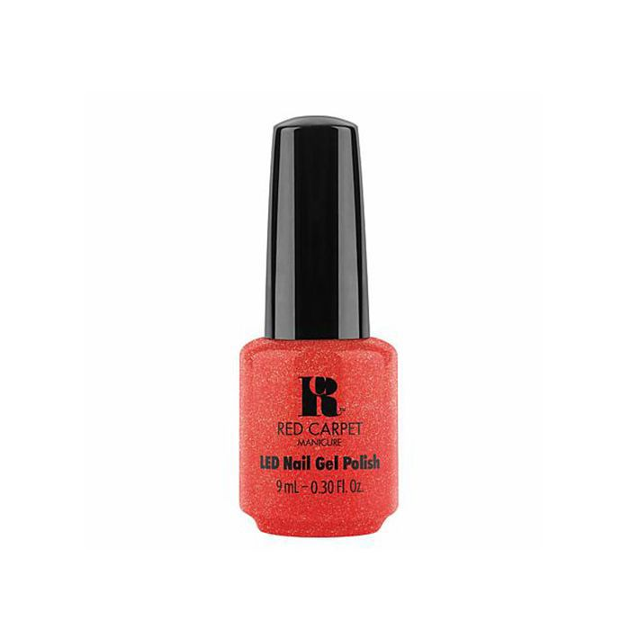 Red Carpet Manicure Style Blooms LED Gel Nail Polish Collection