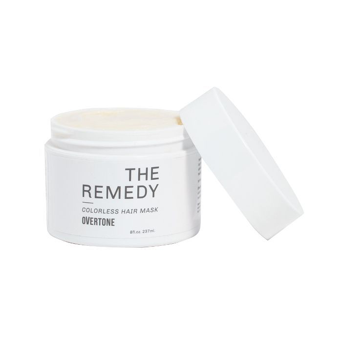 Overtone The Remedy Colorless Hair Mask