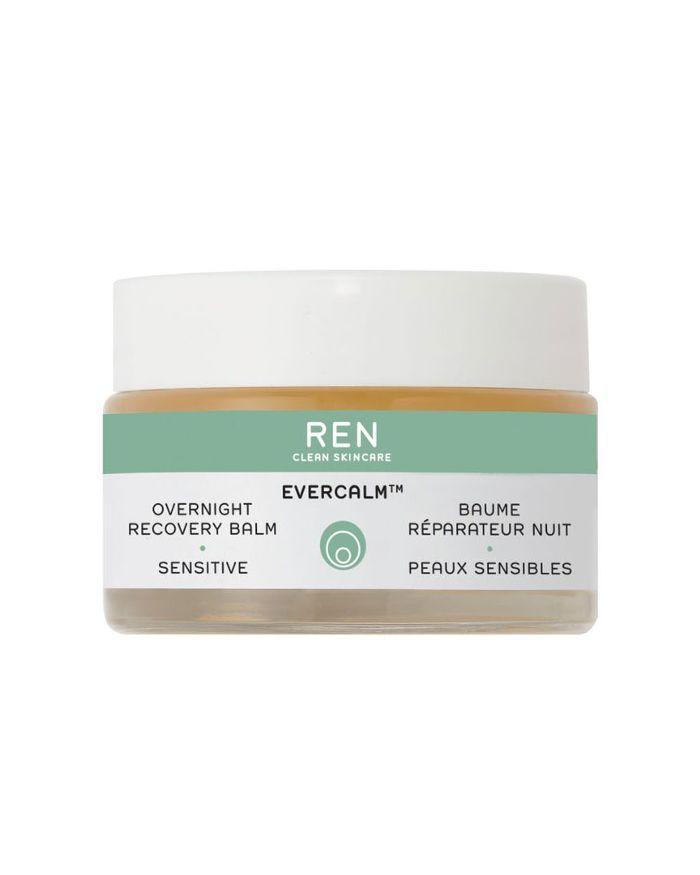 Ren Clean Skincare Evercalm Overnight Recovery Balm