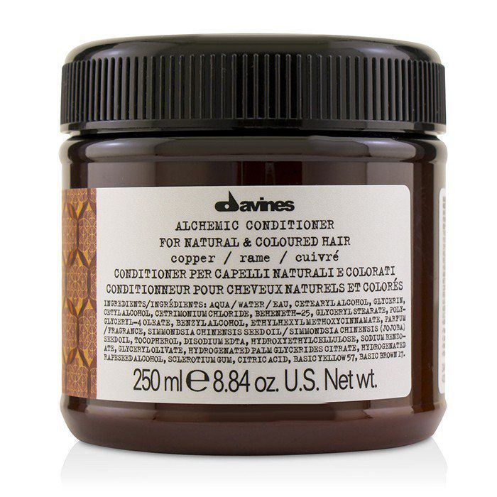 Davines Alchemic Conditioner in Chocolate