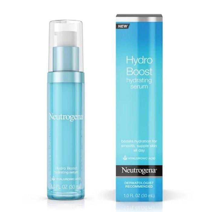 Neutrogena Hydro Boost Multivitamin Hydrating & Revitalizing Face Serum