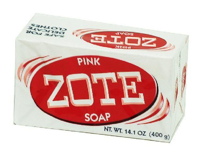 Zote laundry bar soap
