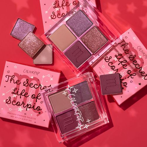 ColourPop Cosmetics The Secret Life of Scorpio Shadow Palette ($9)