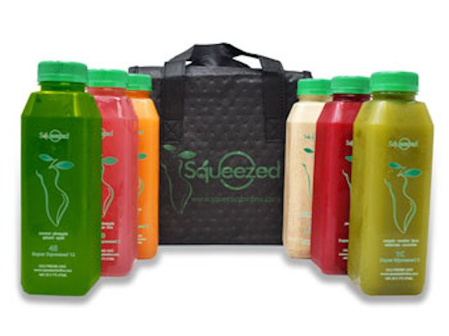 Squeezed Juice Cleanse