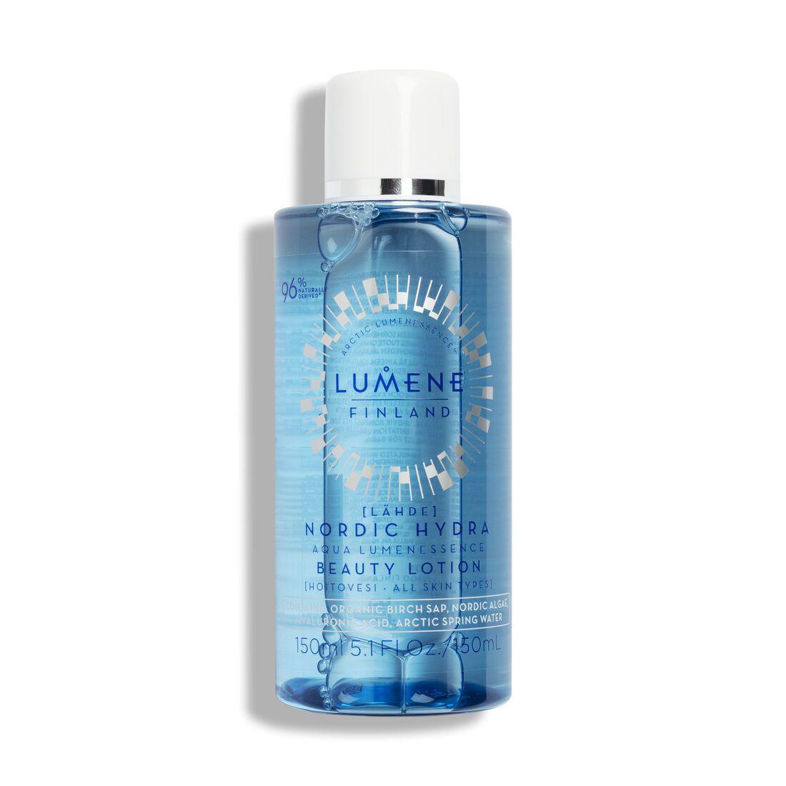 Lumene hydrating beauty lotion