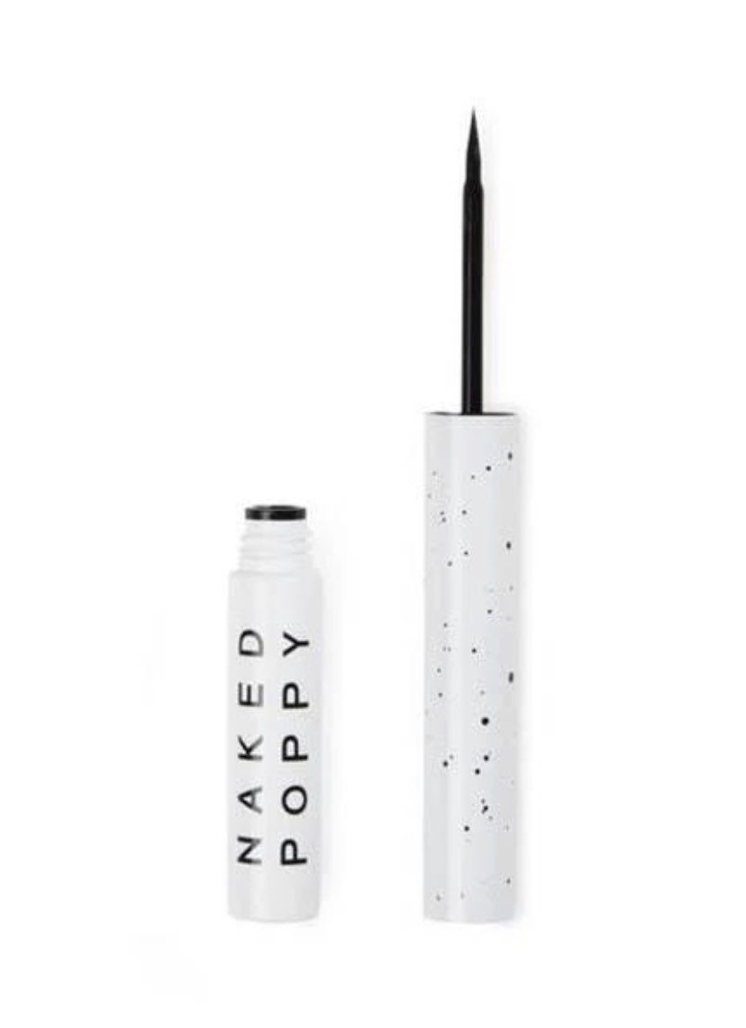 Naked Poppy Clean Liquid Eyeliner