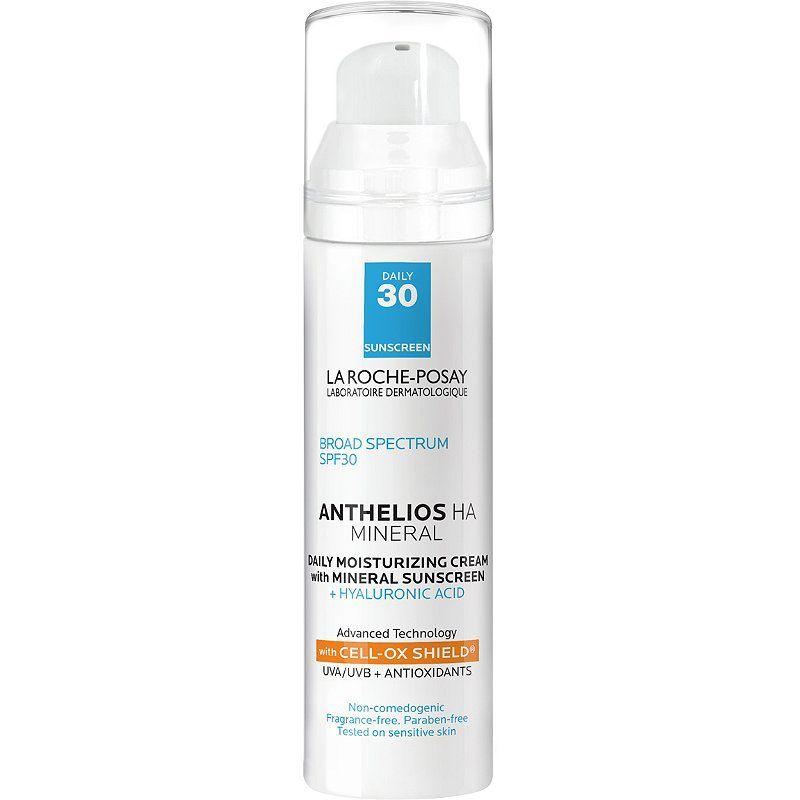 La Roche-Posay Anthelios Mineral SPF 30 Moisturizer + Hyaluronic Acid