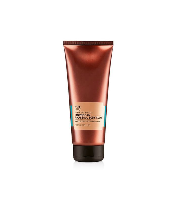 The Body Shop Spa of the World Moroccan Rhassoul Body Clay Mask