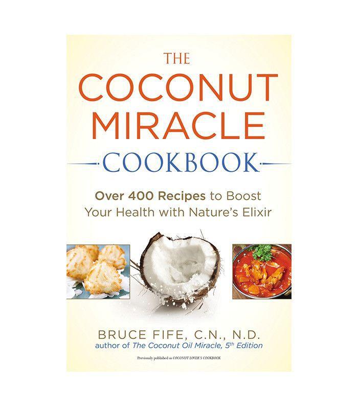 coconut oil cookbook