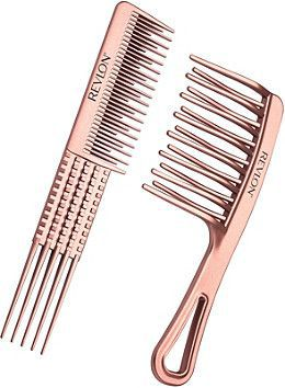 Revlon Perfect Styling Comb Set for Thick & Curly Hair