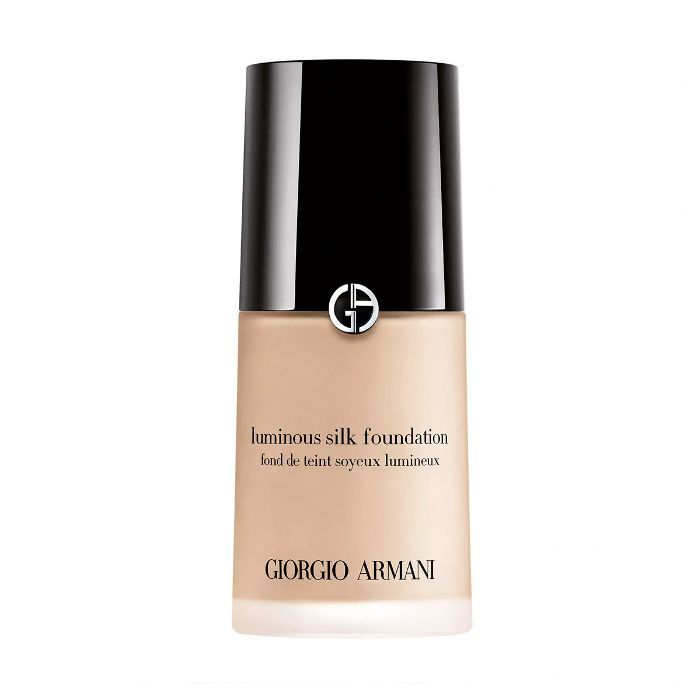 products models actually use: Giorgio Armani Luminous Silk Foundation