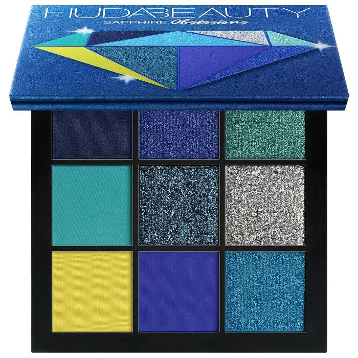 Obsessions Eyeshadow Palette - Precious Stones Collection Sapphire 9 x 0.05 oz/ 1.3 g