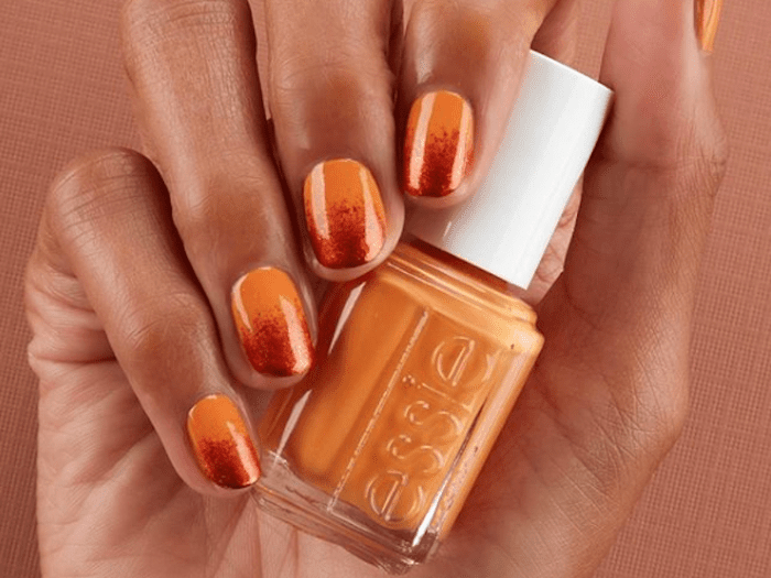 These Are the 10 Best Orange Nail Polishes for Fall