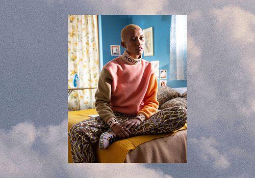 Fashionable Women's Fleece Pieces Stine Goya
