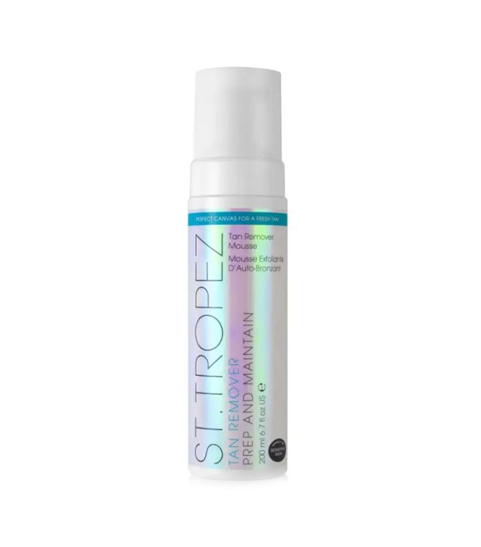 St. Tropez Tan Remover Prep and Maintain Mousse