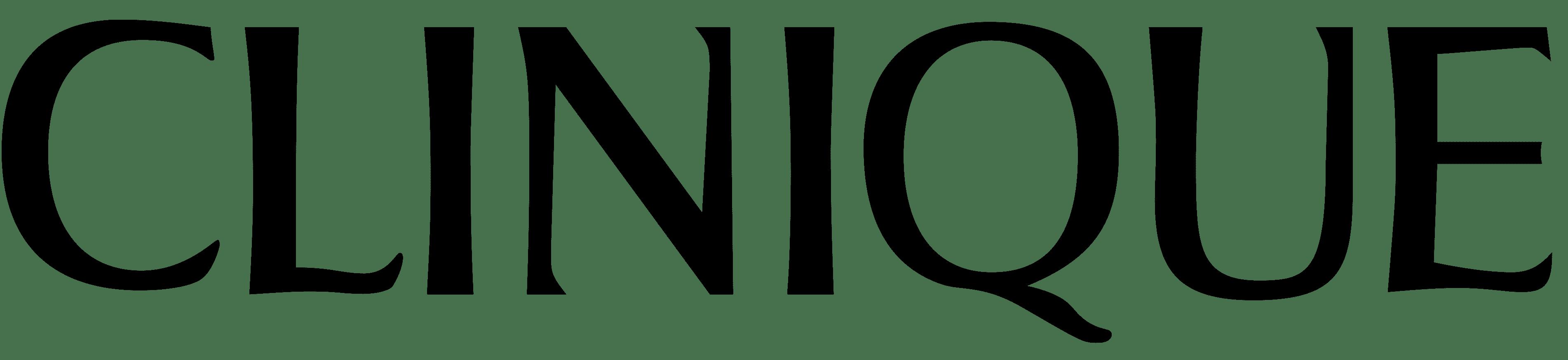 clinique logo for sponsorship