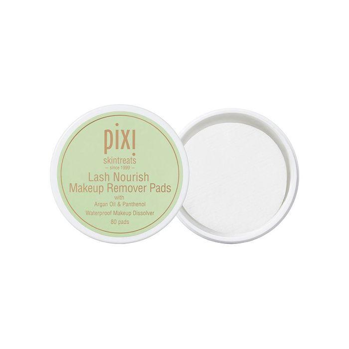 honeymoon beauty: Pixi Lash Nourish Make Up Remover Pads