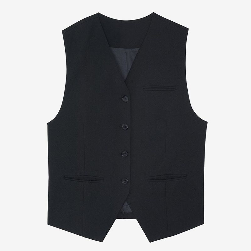 Oversized Suiting Vest