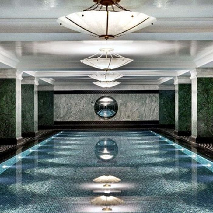 the ned spa review: The Ned Spa Pool