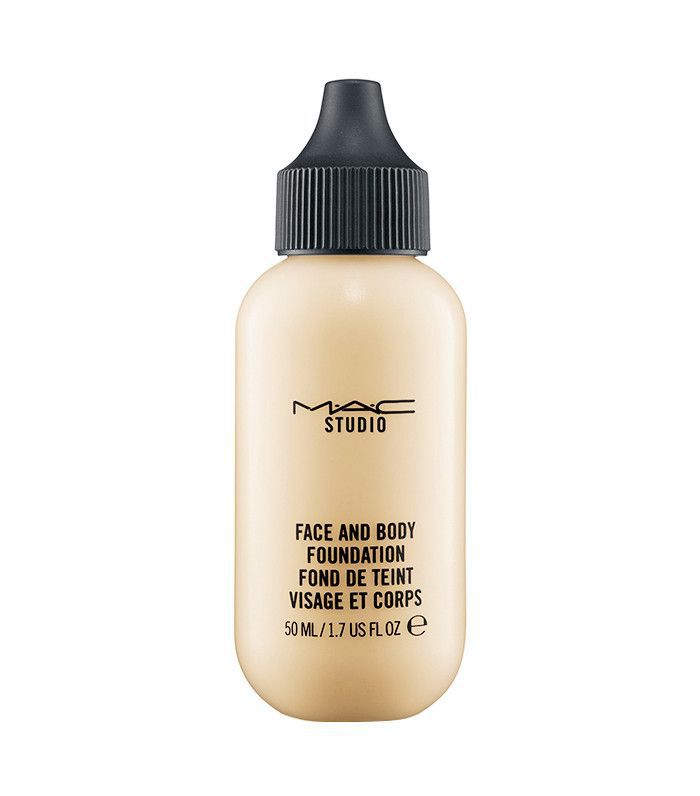 MAC Face & Body Foundation - Best Foundation for Dry Skin