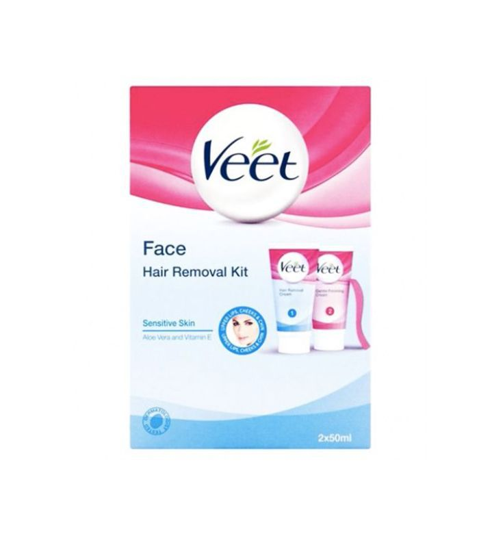 Veet Face Hair Removal Kit, Sensitive Skin