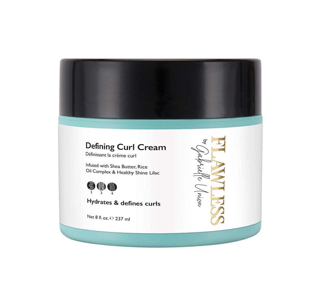 Flawless by Gabrielle Union Defining Curl Hair Cream