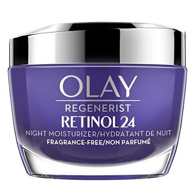 Regenerist Retinol 24 Night Face Moisturizer