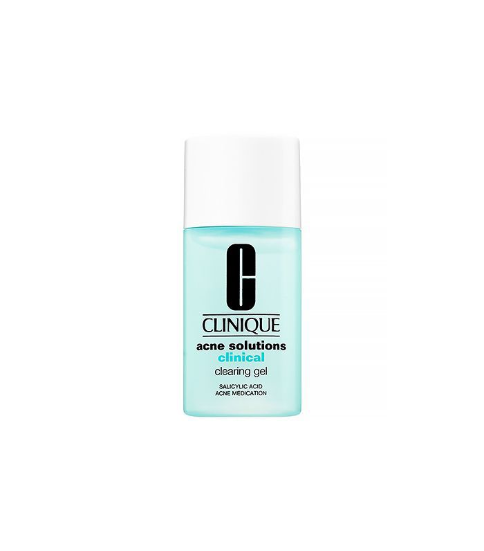 Clinical clearing gel