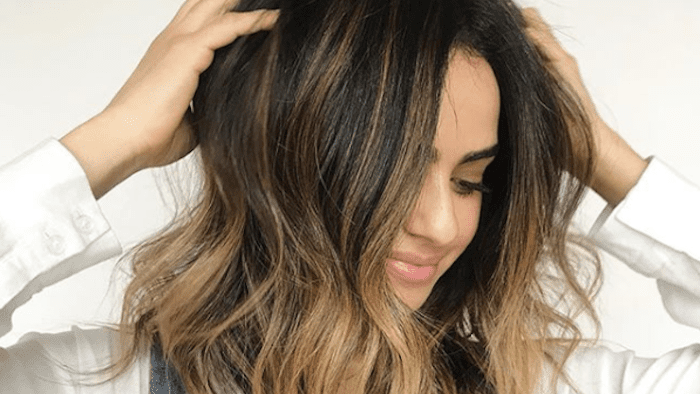 17 Examples of Dark Brown Hair With Highlights