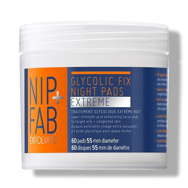 Nip + Fab Glycolic Fix Night Pads