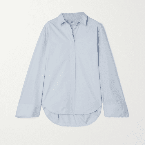 Totême Organic Cotton Shirt