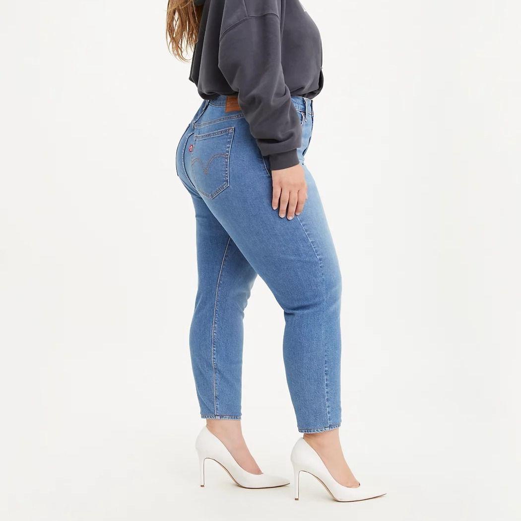 Skinny Levi's Wedgie Jeans, Plus Size