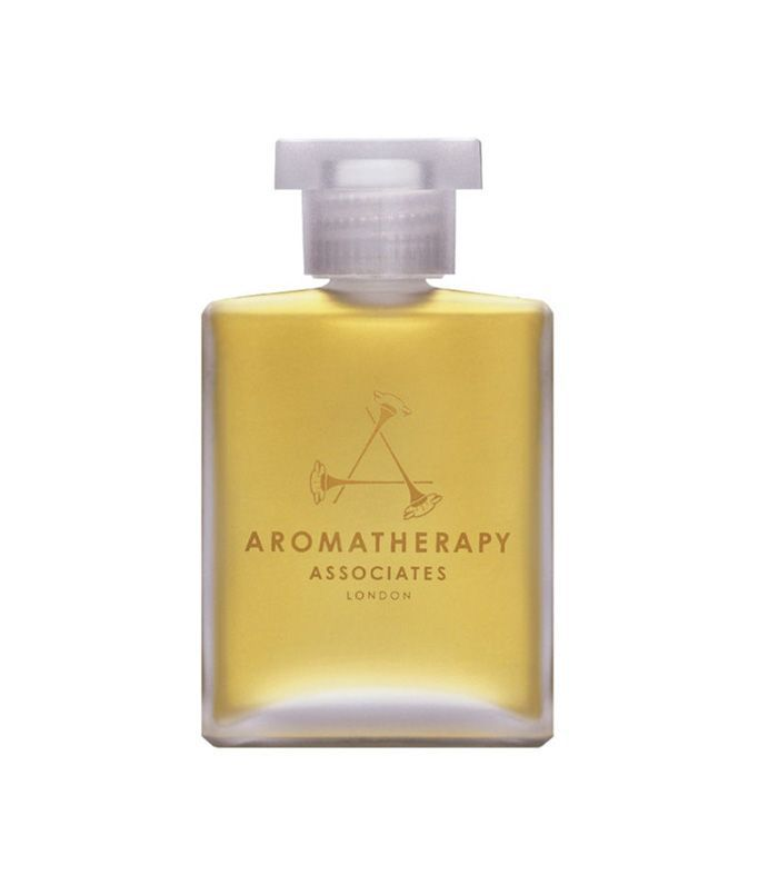 Are milk baths good for you? Aromatherapy Associates Inner Strength Bath and Shower Oil