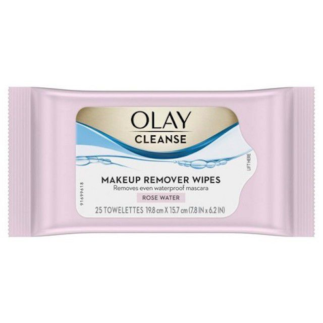 Olay Rose Water Cleanse Makeup Remover Wipes