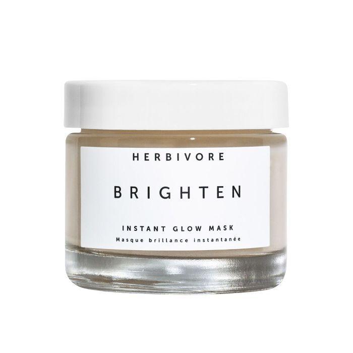 Herbivore review: Brighten Instant Glow Mask