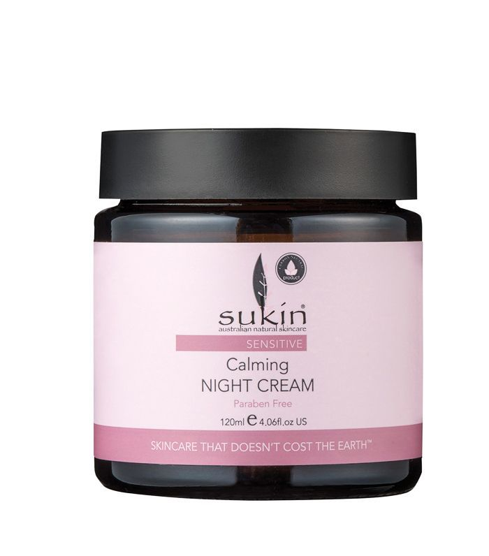 Boots Beauty: Sukin Calming Night Cream