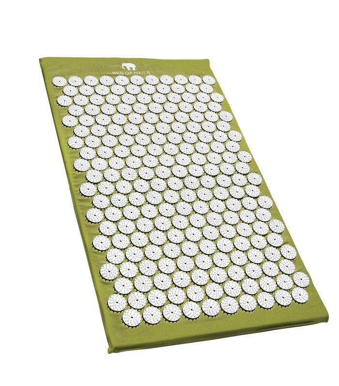 natural pain relief: Bed of Nails Acupressure Mat
