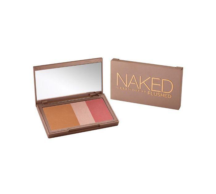Naked Flushed Face Palette